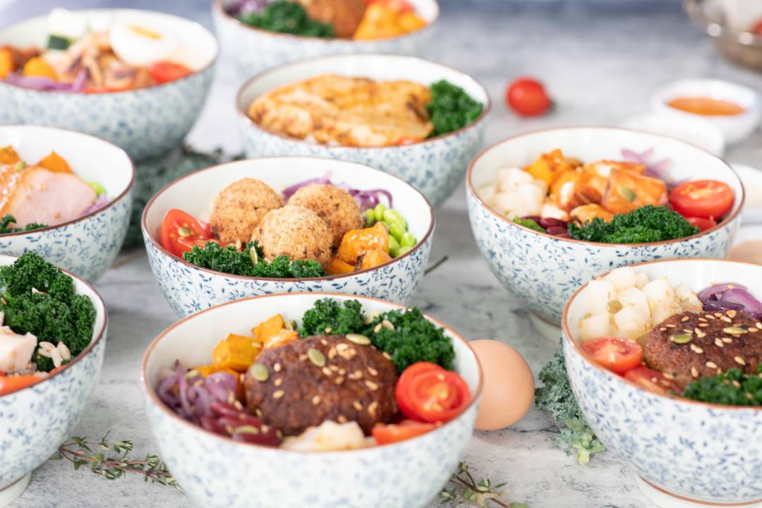 Fete Up Signature Bowls