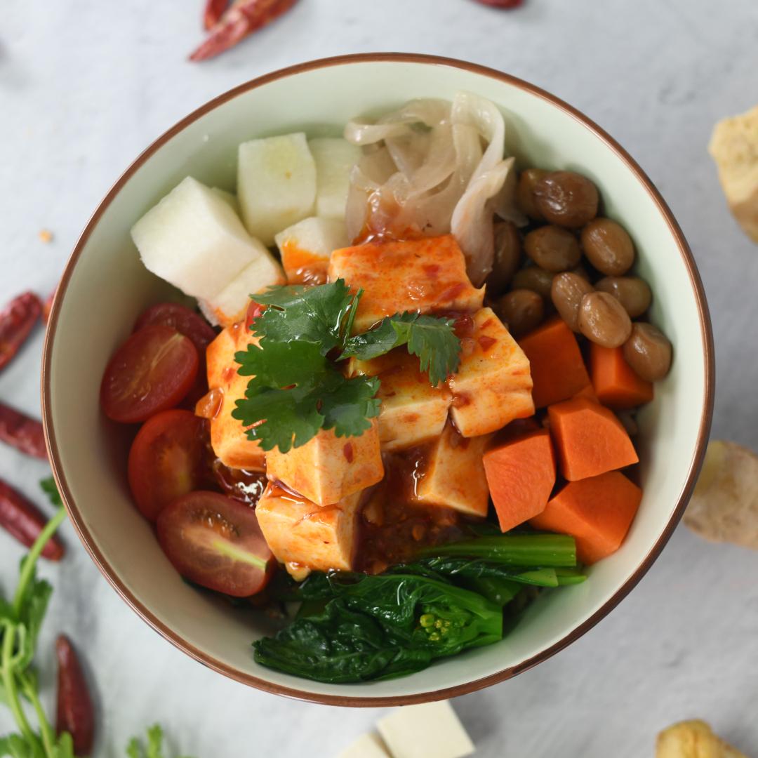 Fete Up Seasonal Special Mapo Tofu